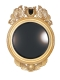 A2 Regency Leopard Mask Convex Mirror
