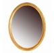 A11 George III Linnell Oval Mirror