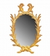 A12 George III Chippendale Palm Mirror