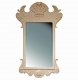 A38 George I Gesso Pier Mirror Paint