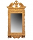 A41 George II Architectural Gesso Mirror