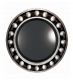 A105 Modernist Classical Convex Mirror
