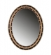 A121 Irish Oval Mirror