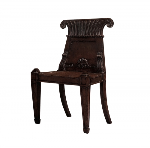 A134 Thomas Hope Hall Chair