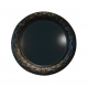 A52 Regency Laurel Convex (Ebonised)
