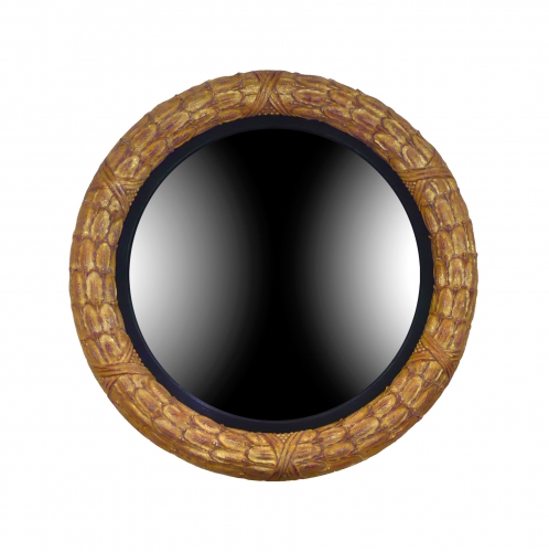 A52 Regency Laurel Convex (Gilt)