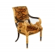 A124 Regency Empire Armchair