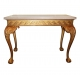 A57 George II Claw Foot Side Table