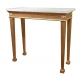 A96 Adam Fluted Hall Table